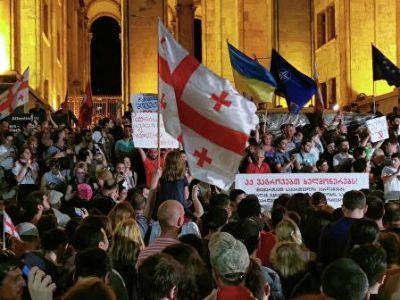 Стали известны подробности ситуации в Тбилиси