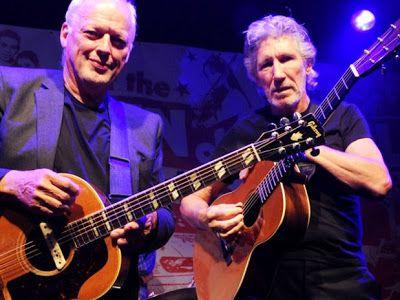Коллекция гитар Pink Floyd ушла с аукционе за рекордную сумму