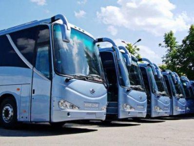 Названы самые востребованные летом 2019 года автобусные маршруты