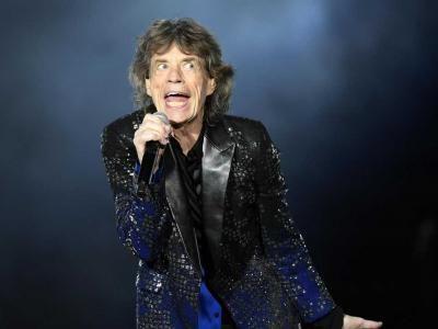 Солист  The Rolling Stonesвернулся на сцену после тяжелой операци