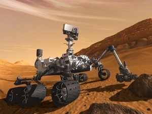 Found Evidence of Life on Mars