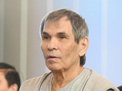 Psychotropic Substances are Found in Alibasov's Organism