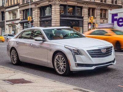 В России стартовала продажа нового Cadillac CT6