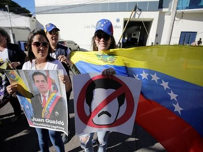 Russia Believes That Negotiations of the Authorities of Venezuela and the Opposition Give a Chance for Settlement
