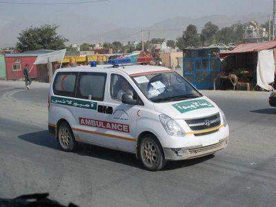 В Афганистане при падении автомобиля в реку погибли семь человек