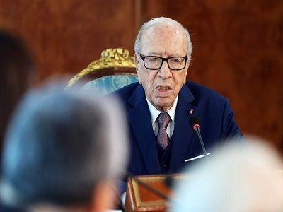 Президент Туниса скончался в возрасте 92-х лет
