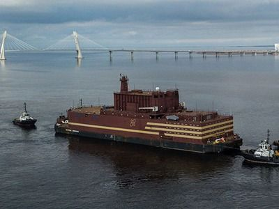 In Russia, Allowed the Operation of the First Floating NPP