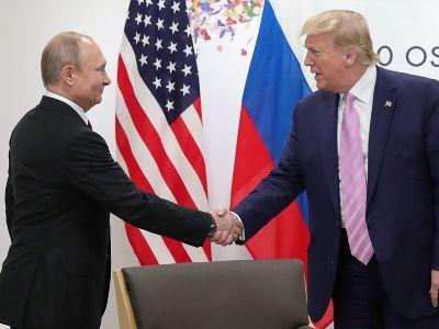 Завершилась встреча Путина и Трампа в Осаке