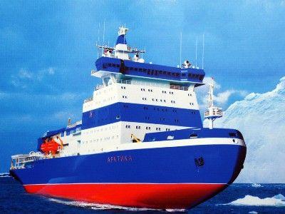 Испытания российского атомного ледокола «Арктика» назначены на декабрь