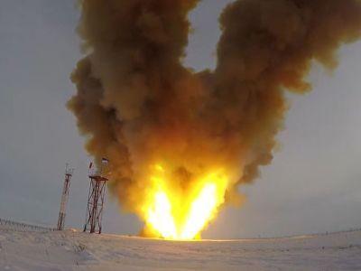 Испытания новой гиперзвуковой ракеты-мишени «Гвоздика» запланированы на осень