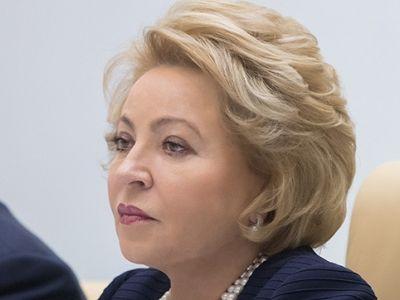 Матвиенко оценила перспективы восстановления диалога между Россией и Грузией