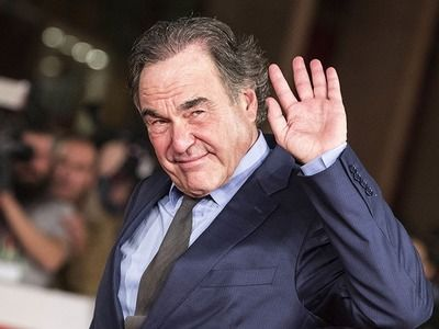 Oliver Stone Presents a New Film about Ukraine