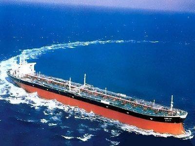 В Гибралтаре задержан супертанкер, перевозивший нефть в Сирию