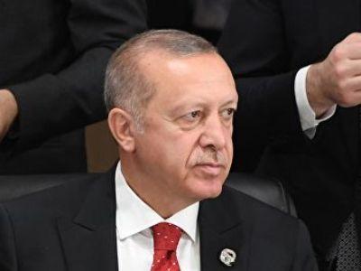 Президент Турции обвинил США в грабеже в связи с отказом от поставки истребителей F-35