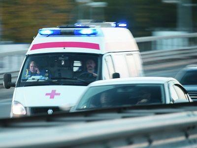 На Камчатке автобус сбил группу людей на остановке