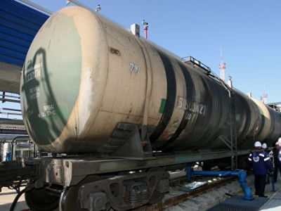 Порт Одессы принял первую партию нефти из США