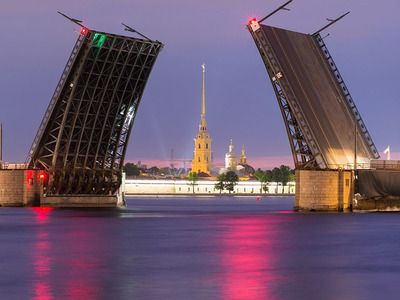 Named the Best Cities of Russia for Foreign Tourists