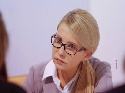 Tymoshenko Called Teleconference with the Russian Federation Information Attack