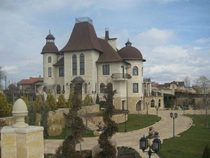 The English Castle is on Sale in Kazan for 28 Million Rubles