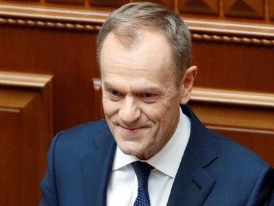 Глава Евросовета заявил, что распад СССР был счастливым событием
