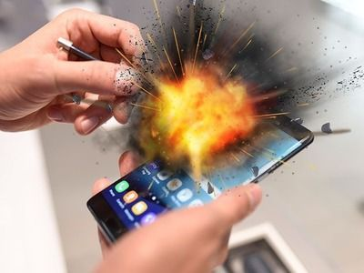 Experts Told How to Avoid the Explosion of the Smartphone Battery