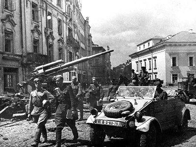 Минобороны РФ опубликовало рассекреченные документы к 75-летию освобождения Вильнюса