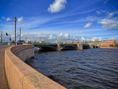 В Санкт-Петербурге на три года закроют Биржевой мост