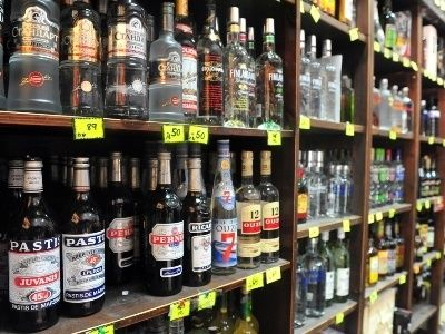 In Russia May Prohibit the Sale of Alcohol in Residential Areas