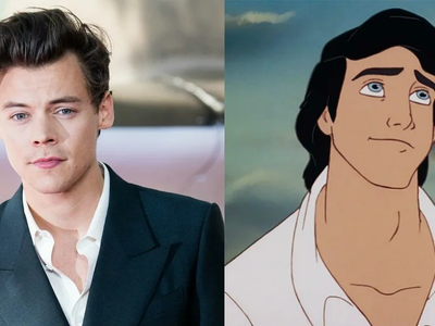 Harry Styles Can Play the Prince in the New Disney's Movie