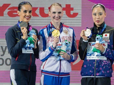 Russian Athlete Romashina has Become the Most Titled Finalist in the History of the World Cup
