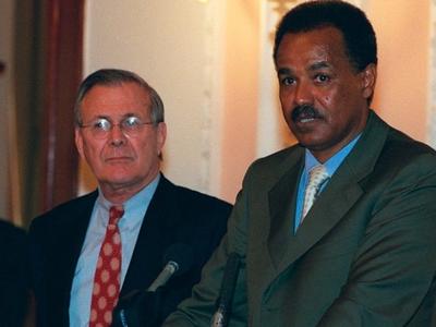 Putin Lifted Russian Sanctions Against Eritrea