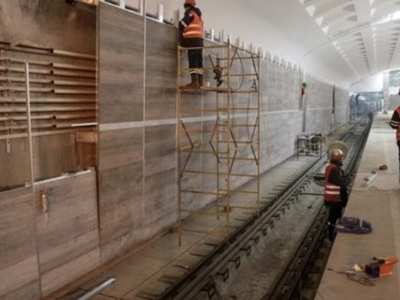 Four New Subway Stations will be Built in Kazan