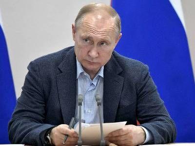 Путин подписал указ об отмене некоторых ограничений в отношении Турции