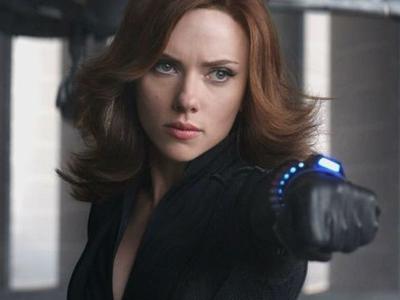 Scarlett Johanson Reveals the Details of the Black Widow