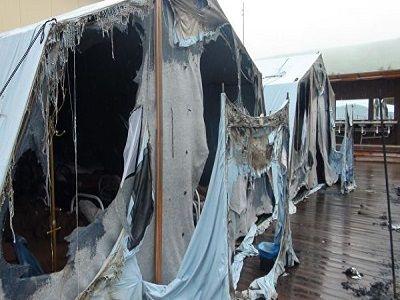 В Хабаровском крае выписали из больниц всех детей, которые пострадали при пожаре в лагере