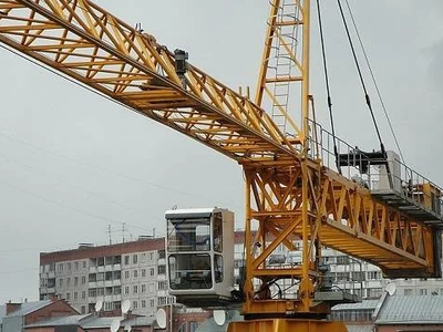 Kazan Crane Operators Announced the Second Wave of the Strike