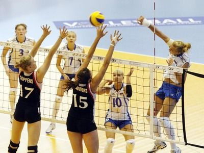 Russian Volleyball Players Won a Ticket to the Olympic Games 2020