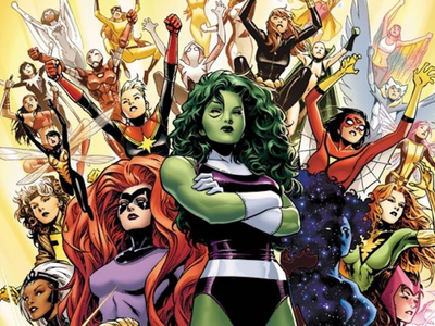 Marvel Plans to Make a Series about Its New Superheroine