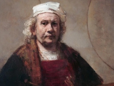 Belgian Accidentally Acquired a Painting of Rembrandt for €500