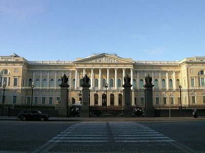 An Exhibition of Somov's Works will be Held at the Russian Museum