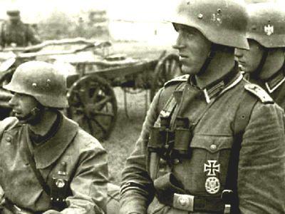 In Rostov Found Underground Shelter of German Soldiers