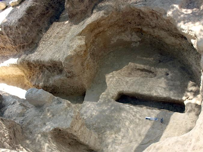 In Greece, Discovered Two Not Looted Tombs of the Mycenaean Period