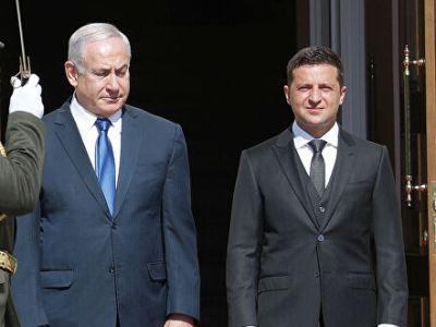 Зеленский призвал власти Израиля признать голодомор геноцидом украинского народа