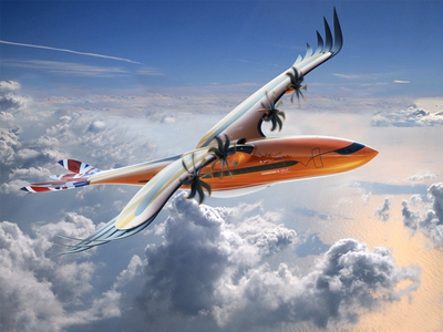 Airbus will Create an Ecological Plane