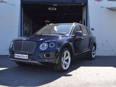 Bentley Bentayga Developers Made Armored