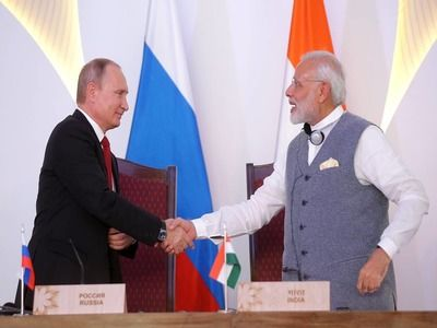 India Intends to Intensify Energy Cooperation with Russia