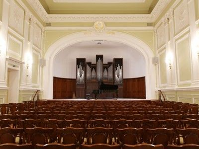 7 сентября в Московской консерватории состоится фортепианный концерт