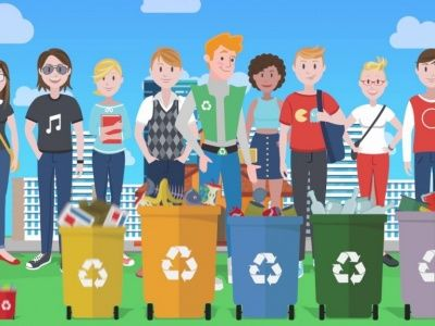 A Device for Monitoring the Level of Garbage was Developed in Moscow