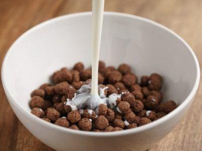 Роскачество обнаружило в шоколадных шариках для завтрака токсическое вещество