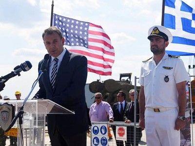 Посол заявил о намерении США приватизировать греческий порт